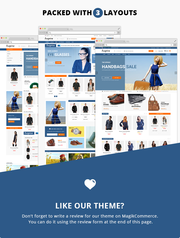 best opencart template