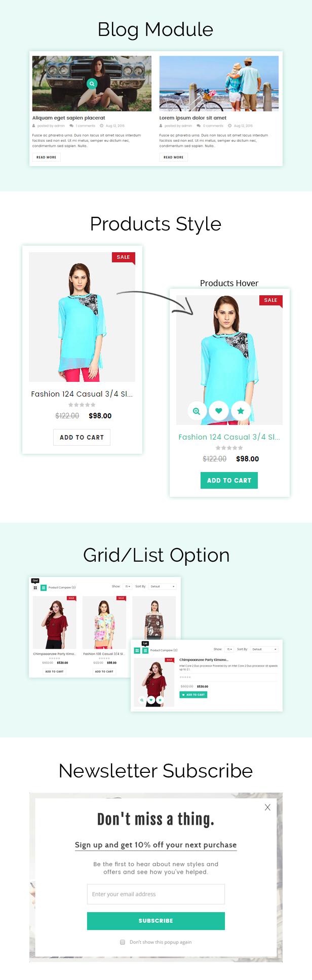 Clothing store oc theme