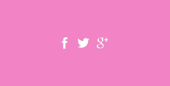 VirtueMart Social Share