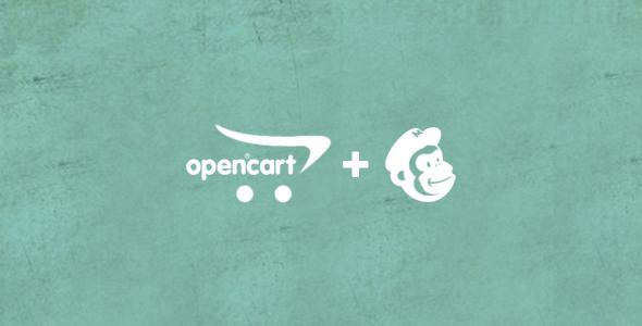 OpenCart MailChimp Integration