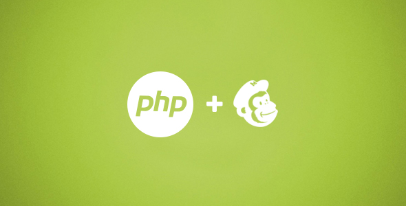 PHP  MailChimp Integration