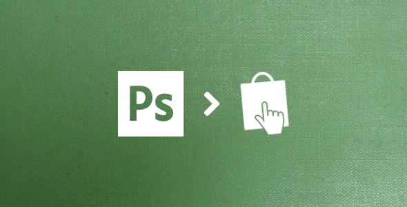 PSD To PrestaShop Conversion
