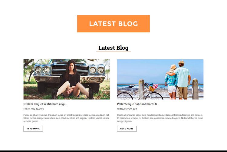 Latest Blog
