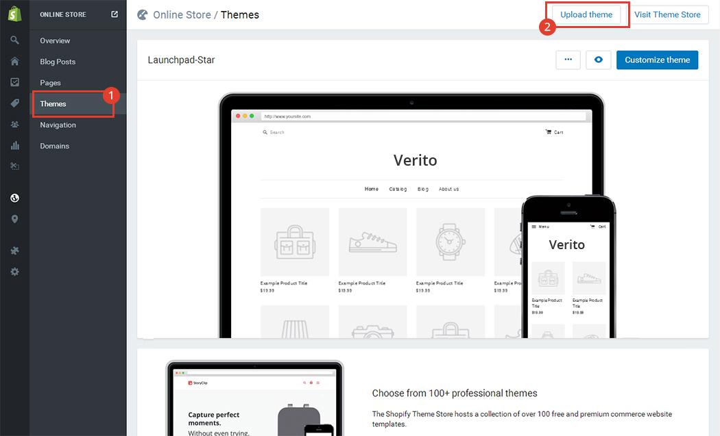 Verito Shopify Theme