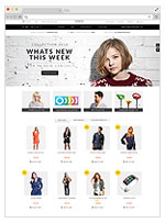 Civic Magento Theme