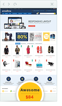 Shine - Responsive Multipurpose Magento Theme