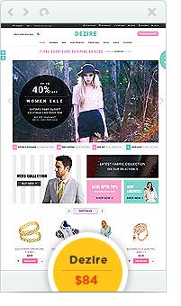 dezire - Fabia Womens Store - Magento Responsive Theme