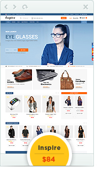 inspire - Fabia Womens Store - Magento Responsive Theme