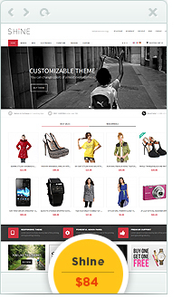 Accent - The Responsive Magento Theme
