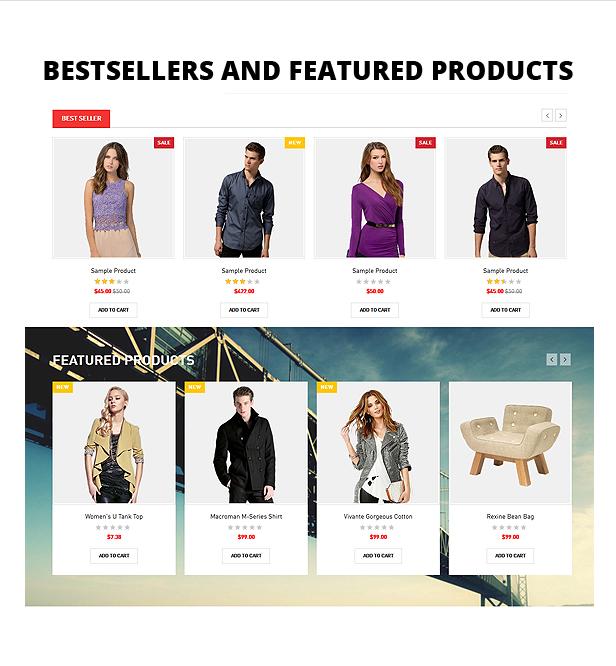 gift store website magento