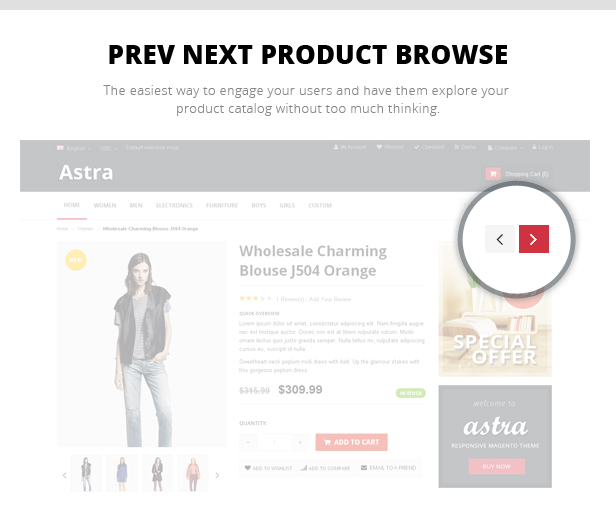 Prev Next Product Browse