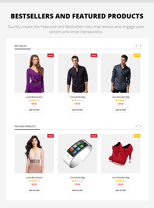 best sales - Eclipse - Responsive Multipurpose Magento Theme