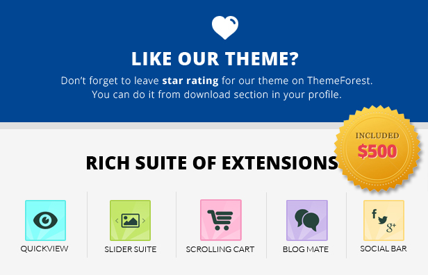 like rich suit screen - Eclipse - Responsive Multipurpose Magento Theme