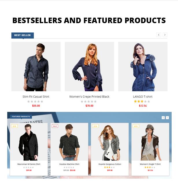 magento fashion store