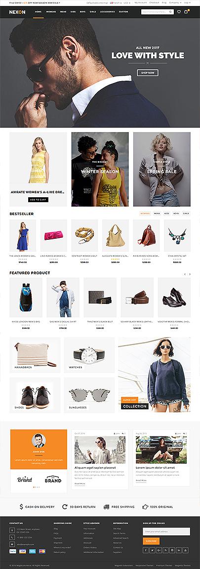 apparel templates