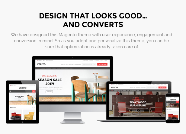 furniture responsive theme