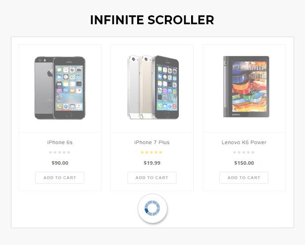 Infinite Scroller