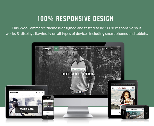 Wrangler - Multipurpose WooCommerce Theme