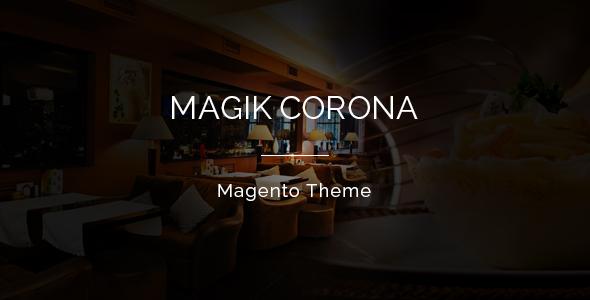 Corona - Magento Theme-0