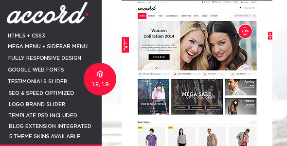 Accord - Pet Store Responsive Magento Theme-4834