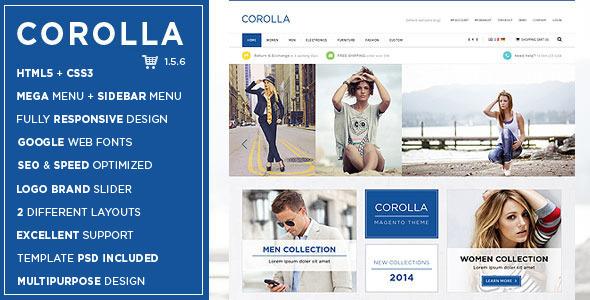 Corolla - Music Store Responsive OpenCart Theme-0