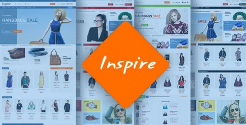 Inspire - Multipurpose OpenCart Theme
