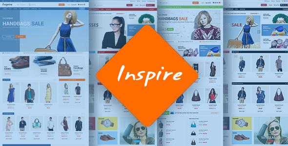 Inspire - Multipurpose OpenCart Theme-0