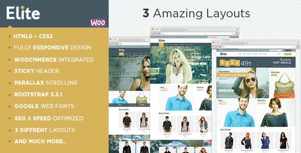 Elite - WooCommerce Wordpress Theme-0