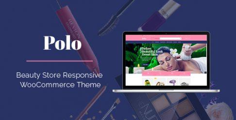 Polo - Beauty Store WooCommerce WordPress Theme