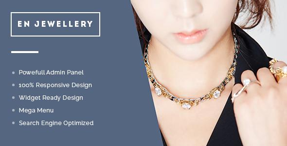 EN Jewellery Store WooCommerce Theme -0