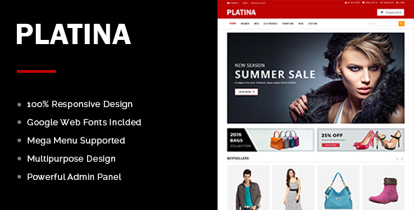 Platina Best Free OpenCart Theme-0