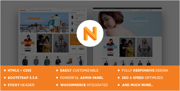 Nexon - Apparel Store WooCommerce WordPress Theme-4744