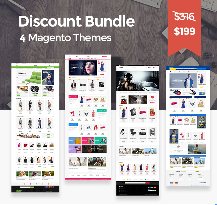 Super Awesome Themes Bundle Just at $199