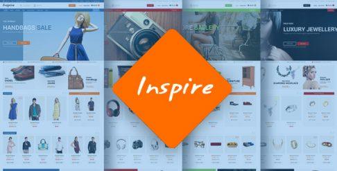 Inspire - Responsive Multipurpose HTML5 Template