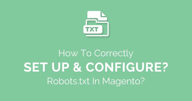 Robots.txt-in-Magento