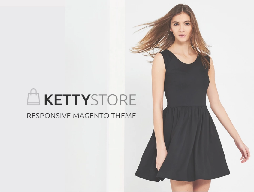 Magento Theme for Online Fashion Stores