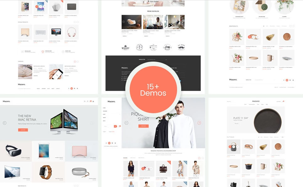 Furniture Store Shopify Theme & Template