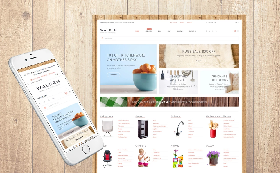 Special Furniture Store Shopify Theme