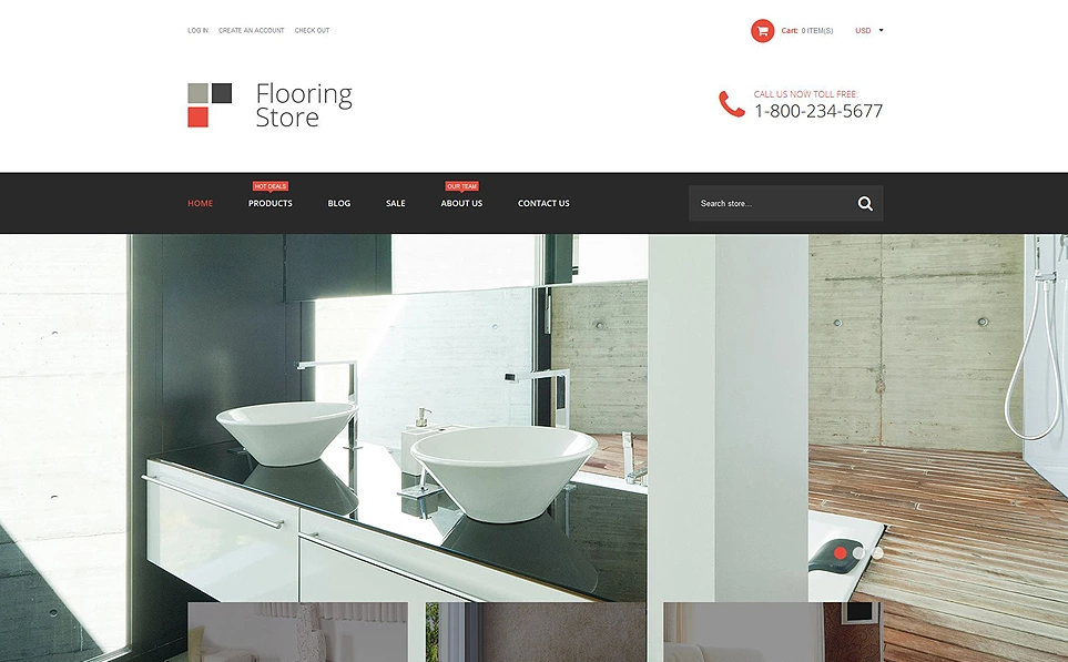 Premium Responsive Furniture Shopify Theme