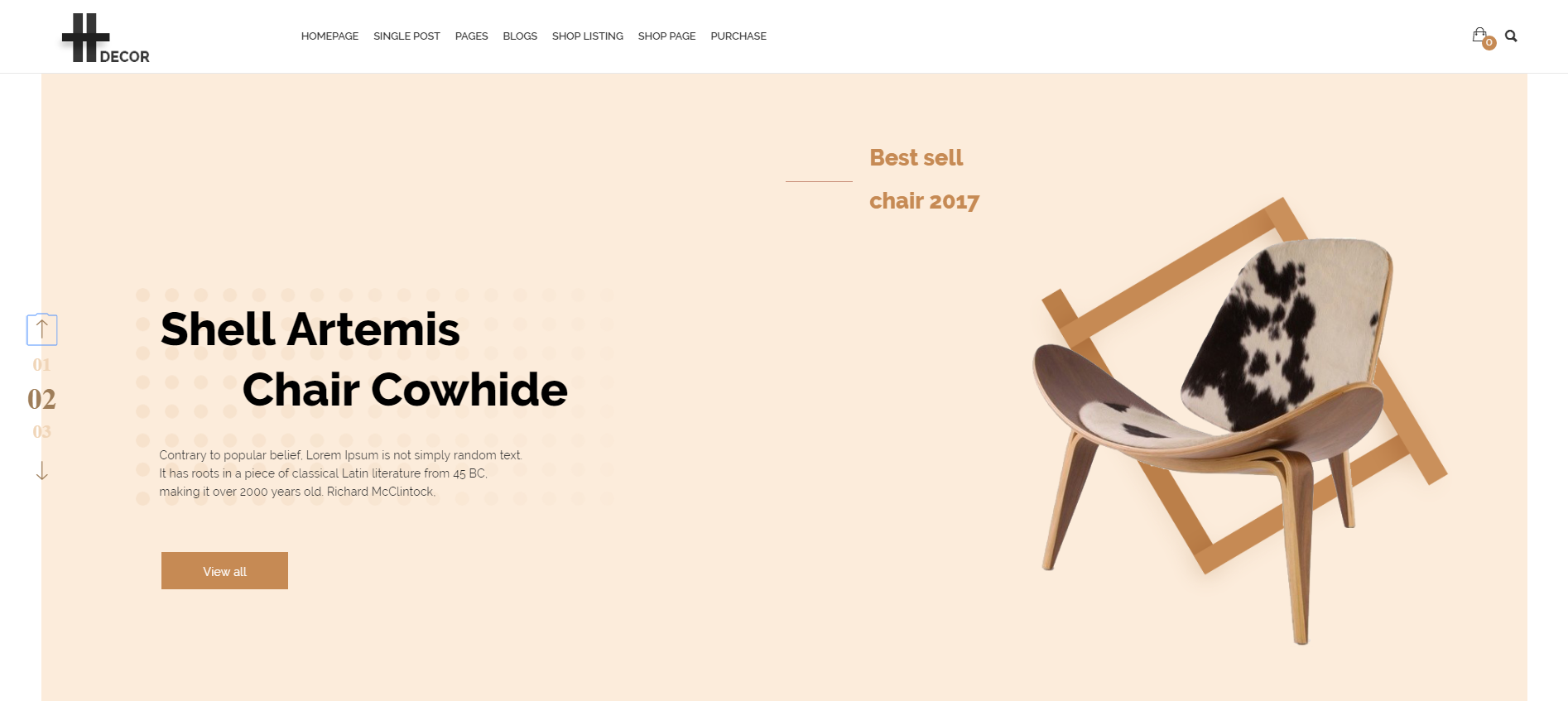 WordPress WooCommerce Furniture Themes