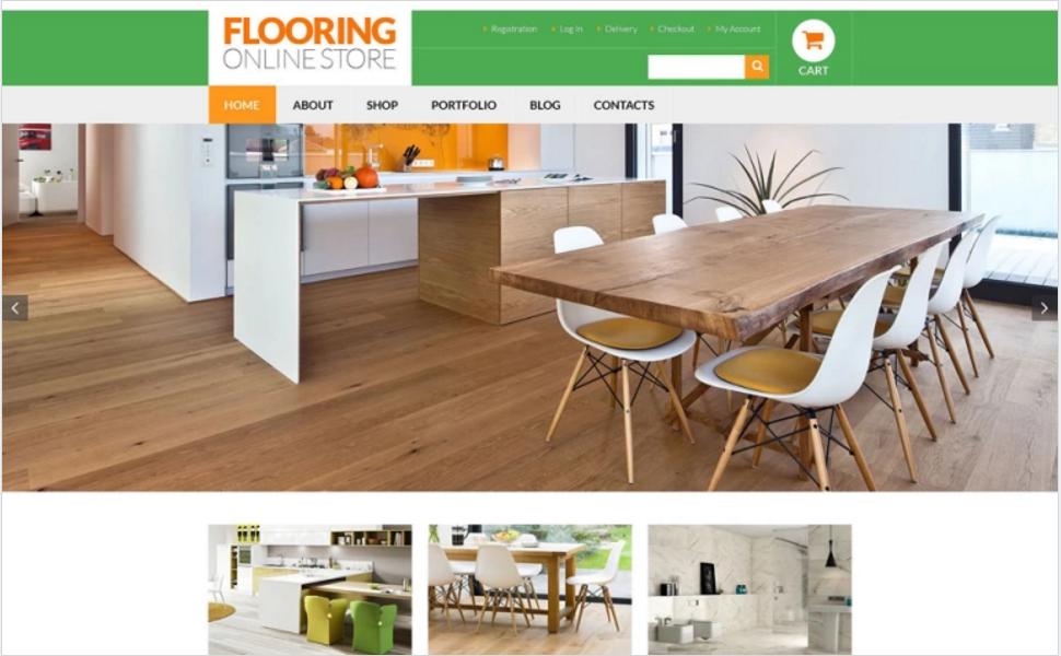 Versatile WooCommerce Furniture Shop Theme