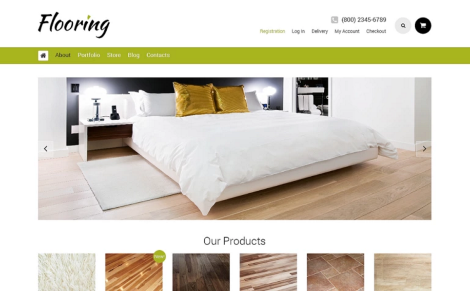 WooCommerce Themes for Furniture Store