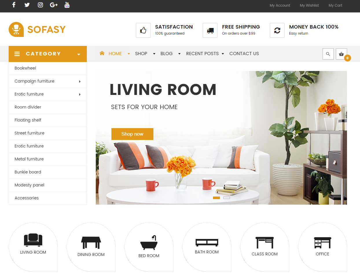 20 best furniture wordpress themes 2017 premium Top online furniture stores