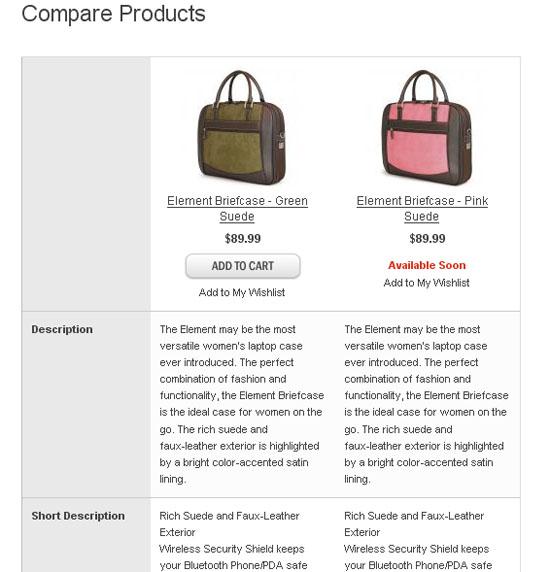 magento-product-comparison