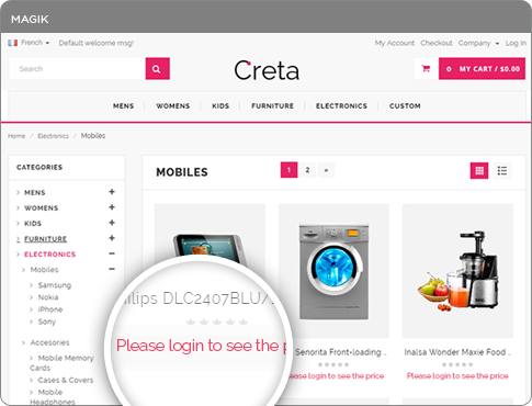 7148563cff Magento Hide Price Module  Hide Product Price from Visitors